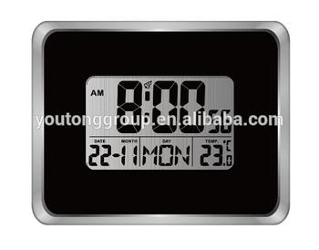 Bathroom Clock Radio Wall Mounted Rcc Clock Made In India