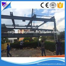 automated puzzle parking system multilayer lift car parking system lift - sliding car parking system for hotel /mall