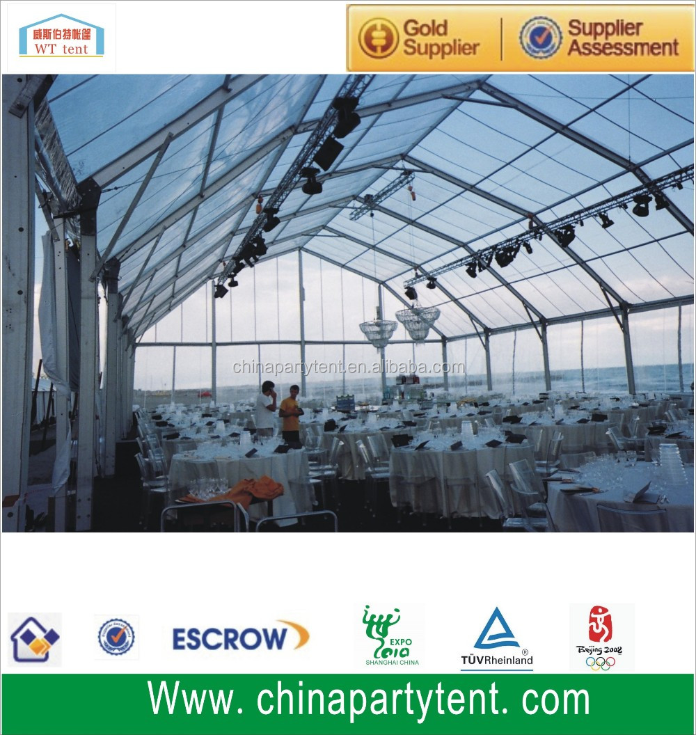 20x50m PVC Aluminium Big Tent for Wedding and Party for Sale from China