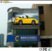 High brightness outdoor P8 P10 P16 outdoor advertising led display screen prices