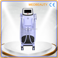 2014 new product 808nm diode laser+ipl+shr accept paypal/lumenis sheer light laser duet hair removal