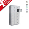 18 compartments air coin lockers sale/18 door metal file cabinets knock down/light blue swimming pool metal closet lockers lock