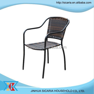 outdoor garden peacock chair rattan