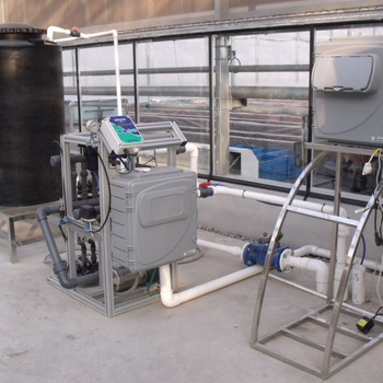 Greenhouse Water Purification System