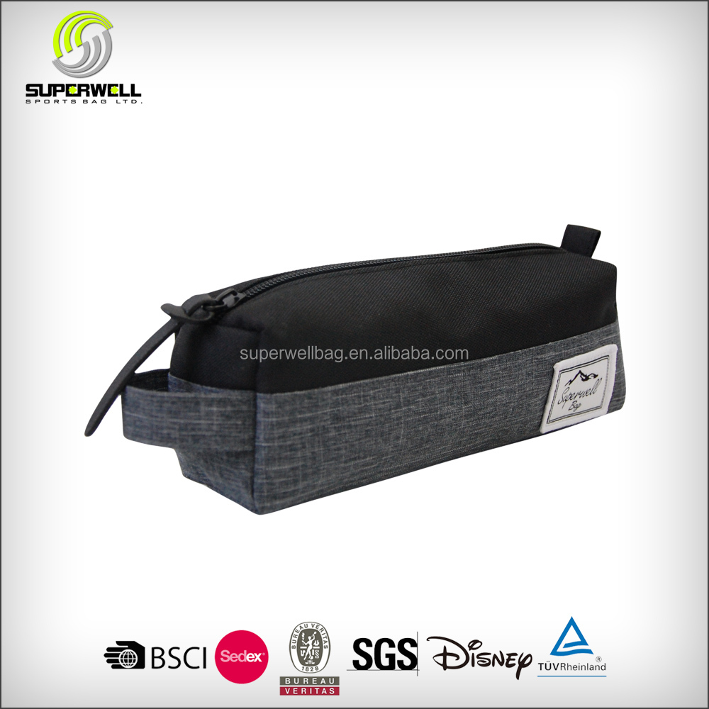 China Supplier Polyester teen pencil case