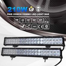 China Manufactory Off Road 12 Volt Led Bar Light for Tow Trucks