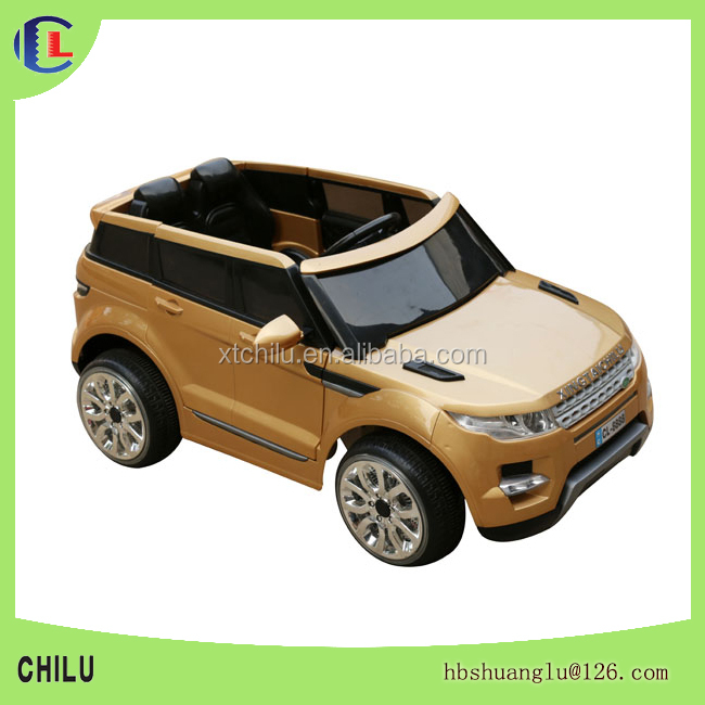 new design 4 wheels electric toy car /electric car toy for kids (manufacturer)