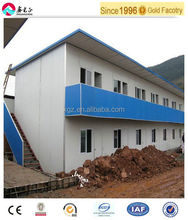 easy assembly steel pre fab building