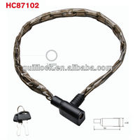HC87102 bicycle chain safety key lock