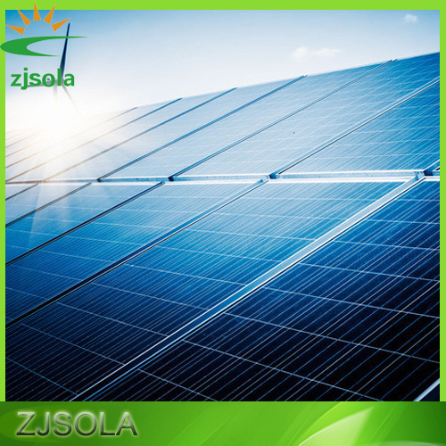 ZJSOLA low price solar panel 250w flexible solar panel 500 watt solar panel