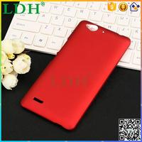 Best Selling Products Mobile Accessories Matte Rubberized PC Hard Back Cover Case for ZTE Nubia Z7 Max