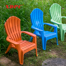 china wholesale colorful stackable plastic kid's outdoor furniture camping recliner chairs