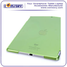 Color Crystal Hard PC Back Case Cover for APPLE iPad Air with Stand function