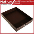 NAHAM Office A4 Paper stackable paper desk trays