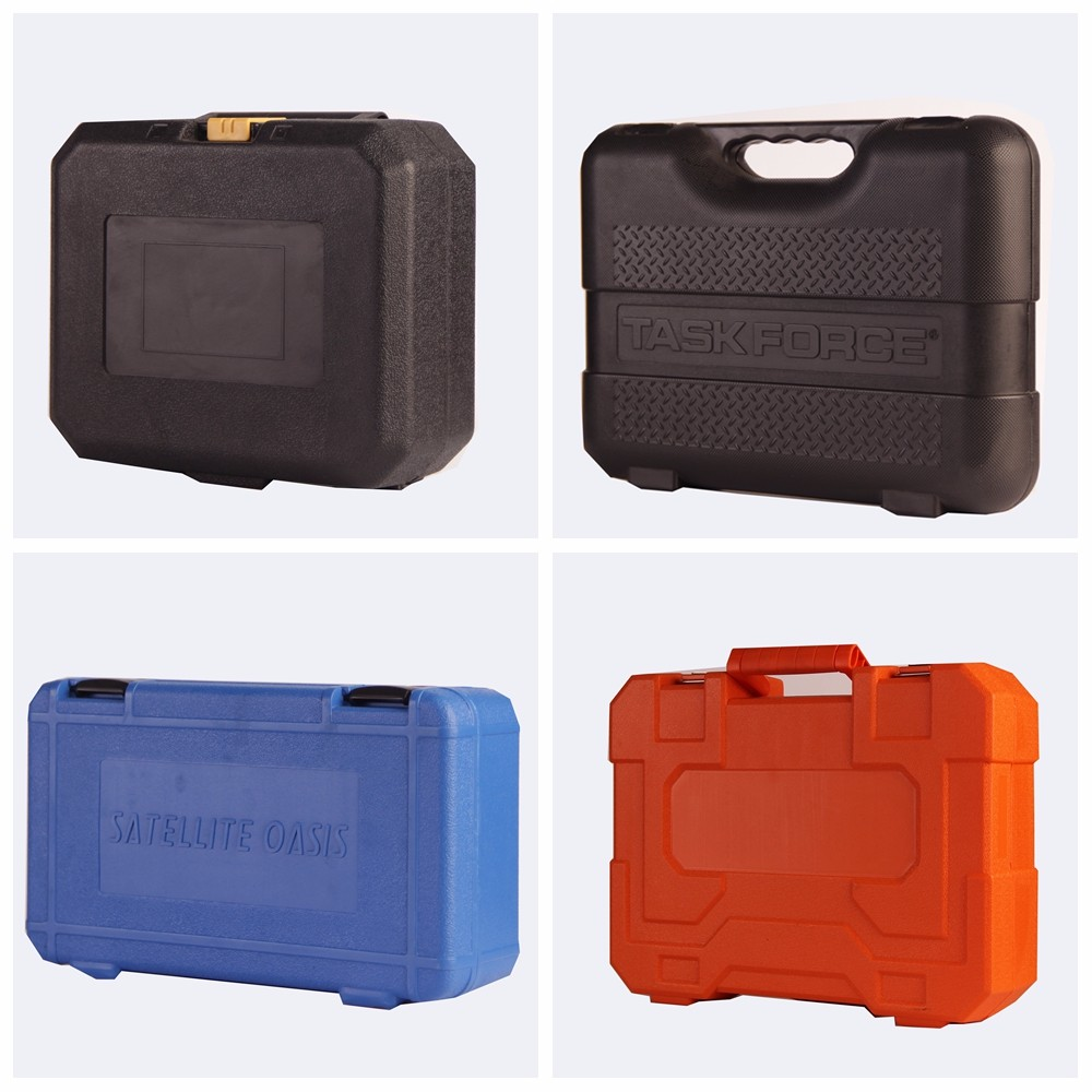 High Quality Plastic Tool Case/gun Portable Case With Handle