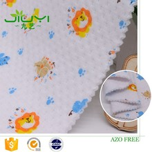 Made in China Cotton Fabric Printed Quilted Fabrics for Baby
