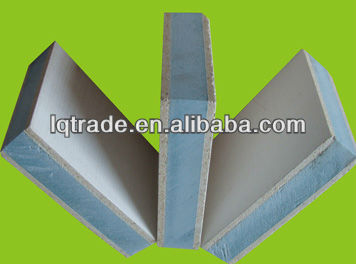 Both sides MGO Board +XPS / EPS/ Eco Green Magnesium Oxide Building Product