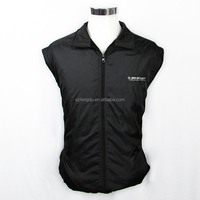 High Quality Eco-Friendly Outdoor Windproof Sleeveless Vest Coat For Men