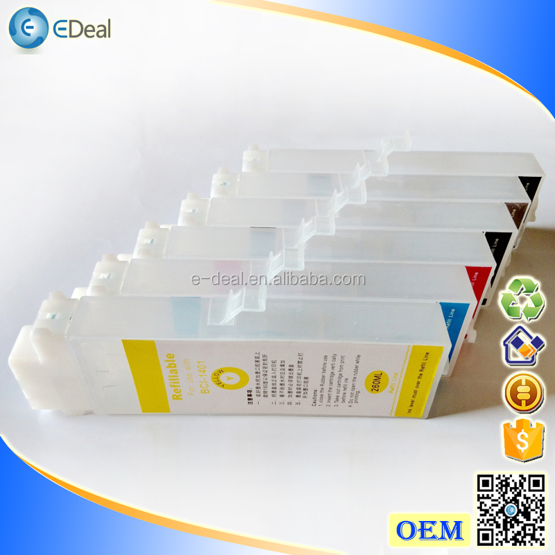 260ml PFI-<strong>102</strong> empty refill ink cartridge for Canon IPF700 IPF710 printer ink cartridge with chip