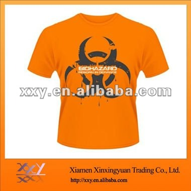 Cheap Orange Men T Shirt Karachi