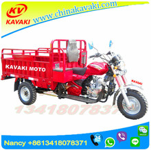 150cc Automatic dump Tri motorcycle/ trimotos/three wheel motorcycle for cargo in 2017 year