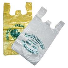 HDPE Or LDPE T-Thirt Bag