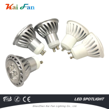 High quality 38 degree MR16 indoor COB 5W led spotlight