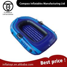 China Supplier Rowing Boats Water Play Equipment Mini Inflatable Boat