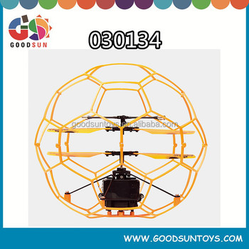 Headless mode Flying RC Soccer helicopter