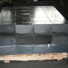 Electric Arc Furnaces/Induction furnace/Ladle used magnesia carbon refractory lining brick