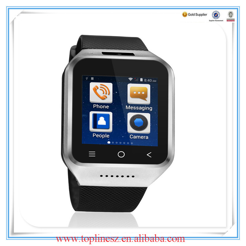 2014 New Hot Multi-function ZGPAX S8 Android Smart Watch Bluetooth Phone Watch