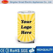 foaming top energy drink can shape refrigerator/freezer with CE&ETL&GS
