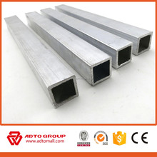 China scaffold aluminum square pipe specifications galvanized scaffolding tubes