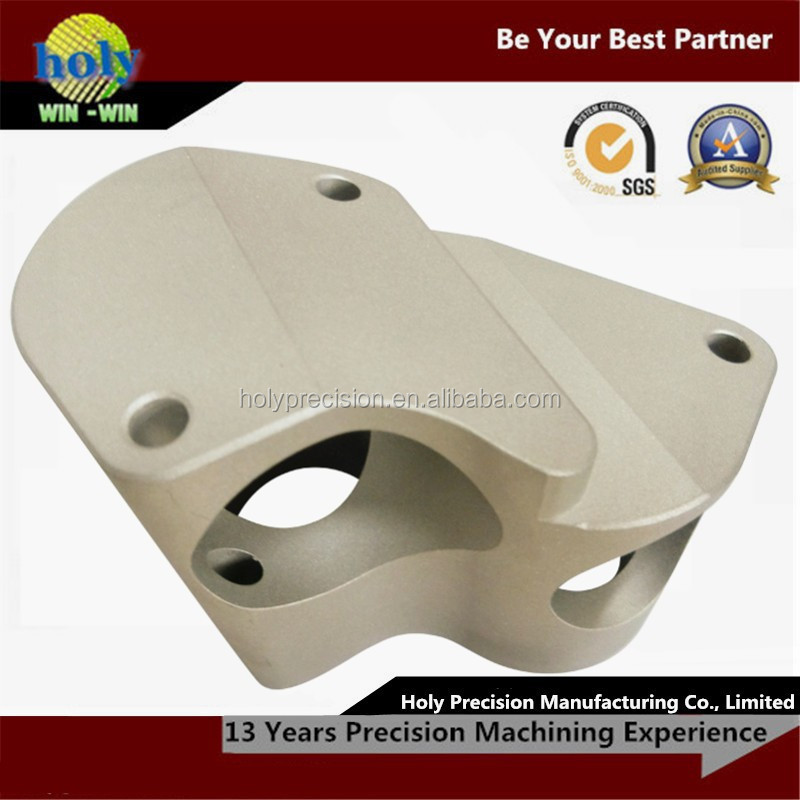 Precision cnc machining surface teatment sandblasting anodizing aluminum <strong>part</strong>