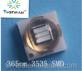 Hot Sale LED Diode UV 3W SMD 3535 UV LED 365nm