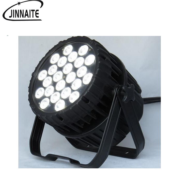 hot selling 24x18w 6in1 led zoom par can waterproof par with zoom