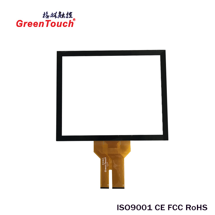 low price of 15inch PCAP types touch screen touch sensor panel for pos machine touch monitor