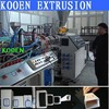 machine making pvc ceiling production line