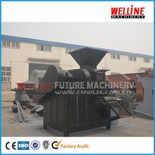 Manufactory direct sell round shape,oval shape and ball shape coal briquetting machine price