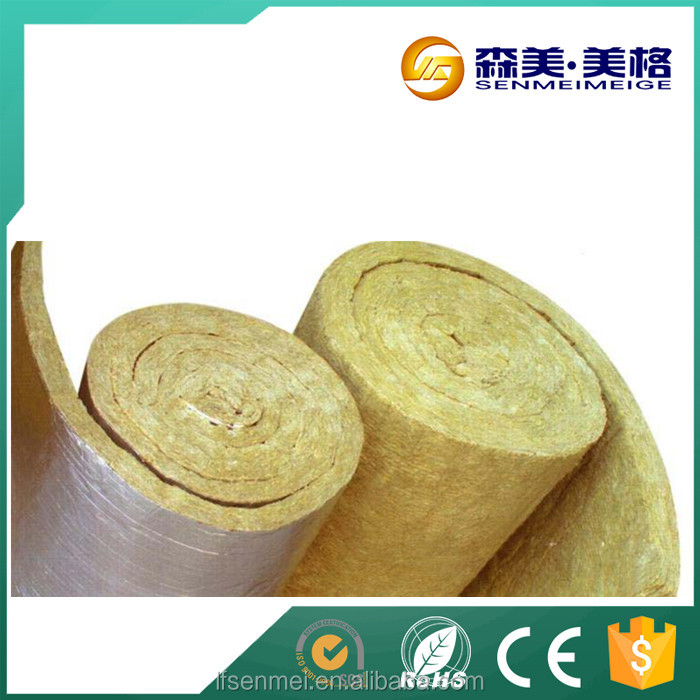 Mineral wool basalt fiber rock wool insulation blanket for Cost of mineral wool vs fiberglass insulation
