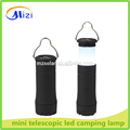 led hand lamp camping telescopic rotating lamp collapsible camping lantern