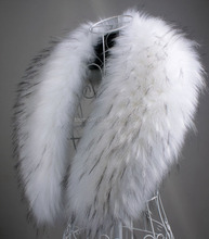 Wholesale quality fur accessory Fake/Faux Fur Collar for coat from factory