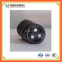 steel tape armored aluminum power cable