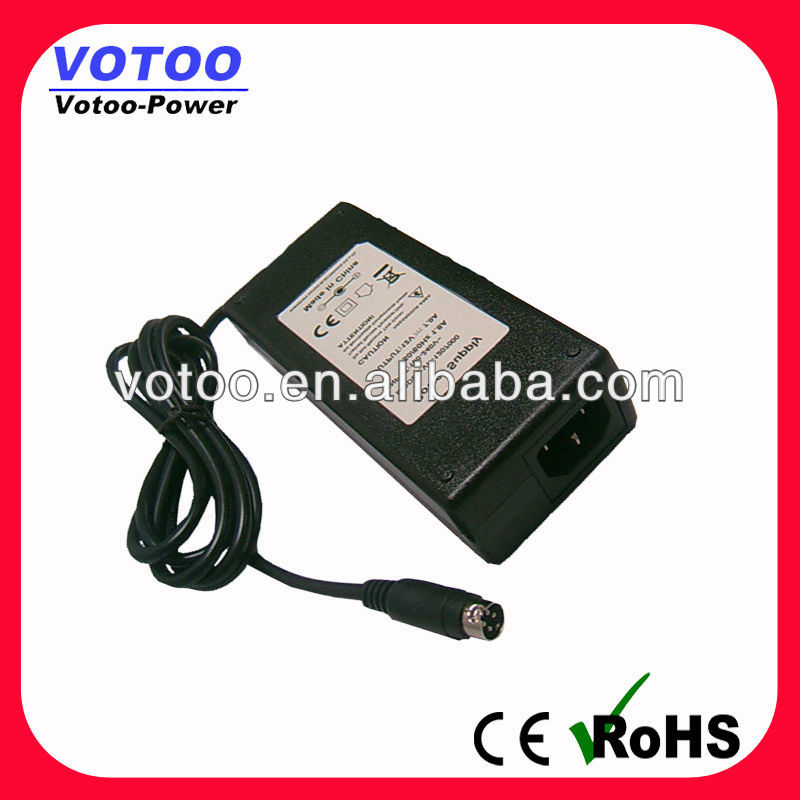 LED AC/DC 24v 2.5a constant voltage power transformer adaptor
