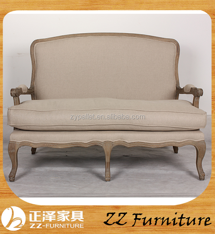 Living Room Vintage china Sofa wooden Made in China