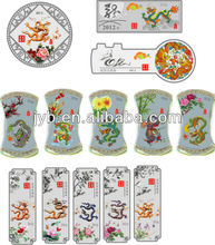 Hot-selling Chinese Dragons Silver Souvenir Coin
