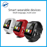 Popular Colors Touch Screen android u8 U8,DZ09, GV08 GT08 S29 smart watch 2015, china best android smart watch phone