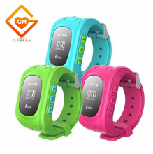Hot Selling Baby Child GPS Tracker Q50 Kids GPS Smart Watch