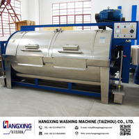 Stainless steel used commercial washing machine price