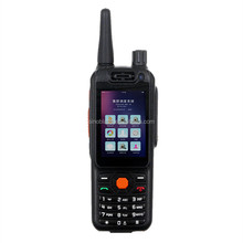 Zello android 4G PTT Smart Phone walkie talkie with camera